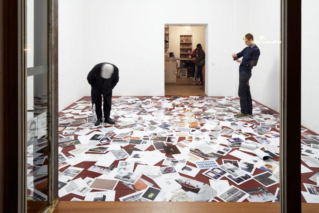 Artist Kunst Offraum 8 Friederike Haug Jisue Byun Düsseldorf