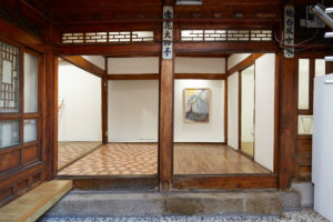 Artist Onewwall Seoul Kunst Jisue Byun Friederike Haug